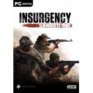 Focus Home Interactive Insurgency Sandstorm