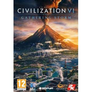Aspyr Media Inc Sid Meiers Civilization VI Gathering Storm
