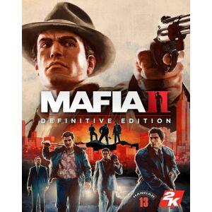2K Mafia II Definitive Edition