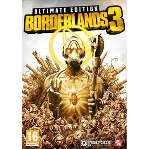2K Borderlands 3 Ultimate Edition