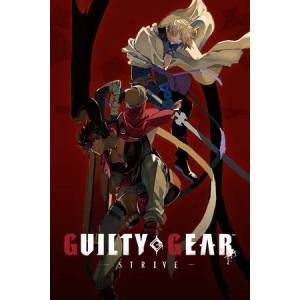H2 Interactive Publishing GUILTY GEAR STRIVE Deluxe Edition