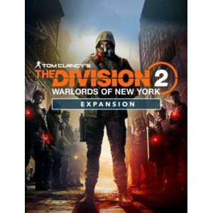 Ubisoft Tom Clancys The Division 2 Warlords of New York Expansion