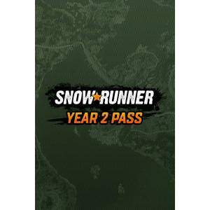 Focus Home Interactive SnowRunner Year 2 Pass
