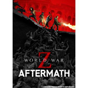 Aspyr Media Inc World War Z Aftermath