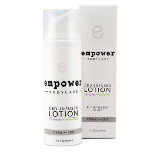 Empower® Topical Relief Lotion - Lavender Bergamot 175mg 50ml
