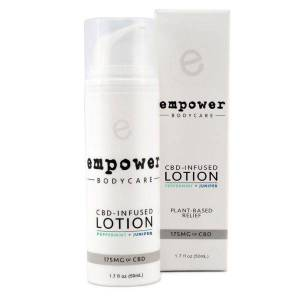 Empower® Topical Relief Lotion - Peppermint Juniper 175mg 50ml