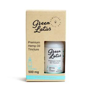Green Lotus™ CBD Tincture Oil Natural