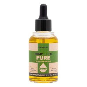 HempCeutix Pure CBD Tincture Oil 50ml