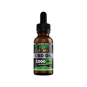 Hemp Bombs CBD Oil Natural Hemp