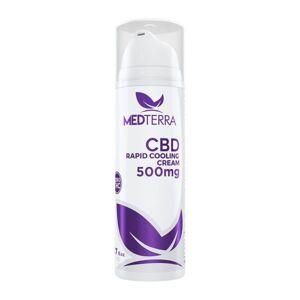 Medterra CBD Rapid Cooling Cream 50ml
