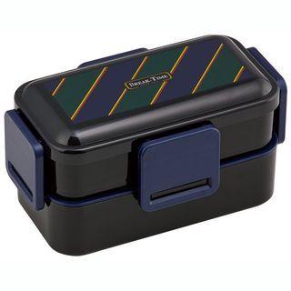 Skater Break Time 2-Tier Lunch Box 850ml One Size
