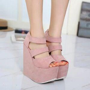 Anran Platform Sandals