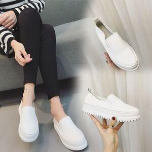 Anran Platform Loafers