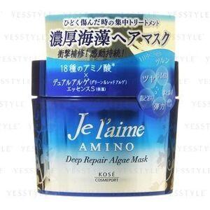 Kose - Je laime Amino Deep Repair Algae Hair Mask 200g