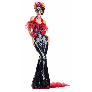 Glamour Muerta Costume by Party King, Size L - Yandy.com