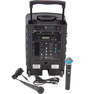 AmpliVox SW800: Titan Wireless Portable PA System