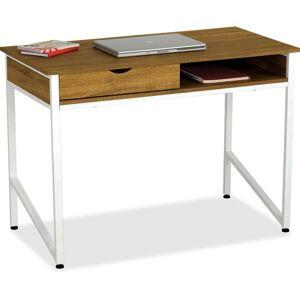 Safco Single Drawer Office Desk