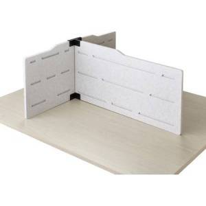 Safco T-connector Personal Privacy Panel Kit