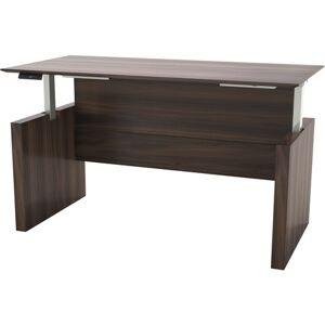 "Safco Medina Height-Adjustable 72"" Straight Height Adjustable Desk"