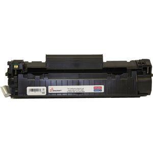 SKILCRAFT Remanufactured Toner Cartridge - Alternative for HP, Canon 55A, 55X (CE255A) - Black