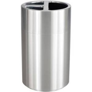 Safco Triple Recycling Receptacle