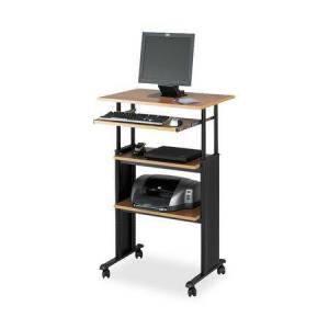 Safco Muv Stand-up Adjustable Height Desk