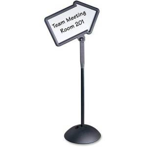 Safco Write Way Dual-sided Directional Sign