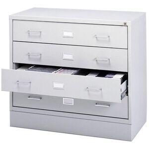 Safco A/V Equipment Cabinet