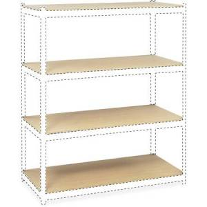 Safco Archival Shelving Box 2 of 2