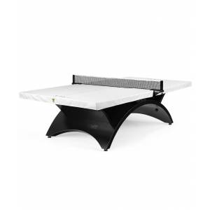 Killerspin SVR Cape Ping Pong Table Cover - BlackSteel