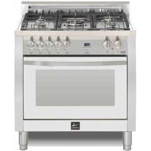 """Lofra RWBS36M0-G500 Dolcevita 36"""" Dual Fuel Freestanding Range with Traditional Baking  Dehydration  Defrosting  True European Convection  Rapid Cooking"""