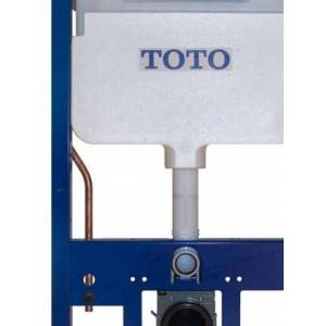 Toto DuoFit Collection WT171M In-Wall Tank System with Dual-Max Flushing System and Copper Supply