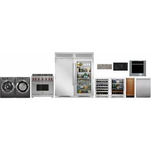 Appliances Connection Picks 12 Piece Kitchen Appliances Package with Washer and Dryer in Panel