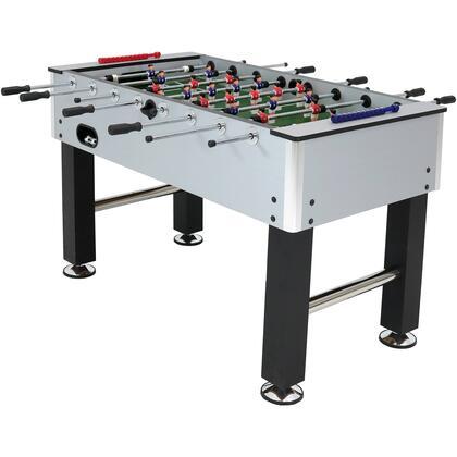 Sunnydaze Decor EG-718 Metallic Foosball Arcade Soccer Sports Table -