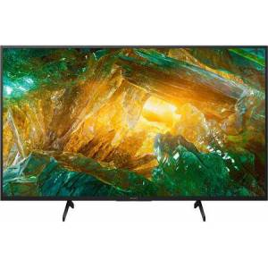 XBR43X800H Sony LED TV with 4K UHD X800E Android TV  BRAVIA   Triluminos Display  4K X-Reality Pro  Motionflow XR  and HDMI  in