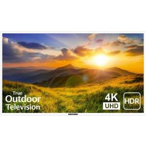 """SB-S2-65-4K-WH 65"""" Signature 2 Series 4K UHD Outdoor TV with HDR  OptiView Technology and TruVision Anti-Glare Technology in"""