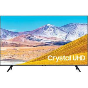 """Samsung UN50TU8000FXZA 50"""" TU8000 Crystal UHD 4K Smart TV with Crystal Processor 4K  HDR and Universal Guide in"""