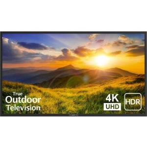 """SunBriteTV SB-S2-65-4K-BL 65"""" Signature 2 Series 4K UHD Outdoor TV with HDR  OptiView Technology and TruVision Anti-Glare Technology in"""