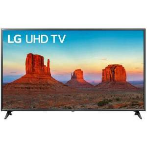 """55UK6090 55"""" 4K HDR Smart LED UHD TV with Quad Core Processor  webOS  Ultra Surround  Slim Unibody  in"""