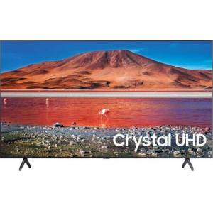 """Samsung UN43TU7000FXZA 43"""" TU7000 Crystal UHD 4K Smart TV with Crystal Processor 4K  Boundless Design and HDR in"""