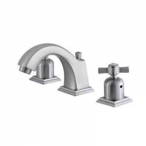 Kingston FSC4688ZX Fauceture 8 in. Widespread Bathroom Faucet  Brushed