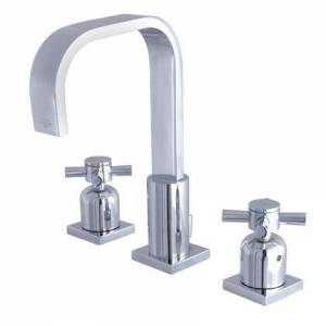 Kingston FSC8961DX Fauceture 8 in. Widespread Bathroom Faucet  Polished