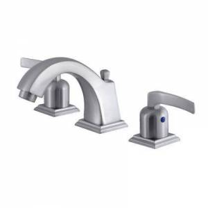 Kingston FSC4688EFL Fauceture 8 in. Widespread Bathroom Faucet  Brushed