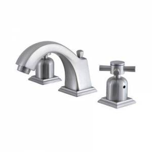 Kingston FSC4688DX Fauceture 8 in. Widespread Bathroom Faucet  Brushed