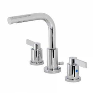 Kingston FSC8951NDL Fauceture 8 in. Widespread Bathroom Faucet  Polished