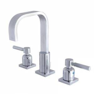 Kingston FSC8961DL Fauceture 8 in. Widespread Bathroom Faucet  Polished