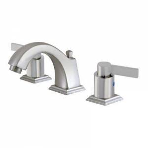Kingston FSC4688NDL Fauceture 8 in. Widespread Bathroom Faucet  Brushed