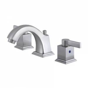 Kingston FSC4688NQL Fauceture 8 in. Widespread Bathroom Faucet  Brushed