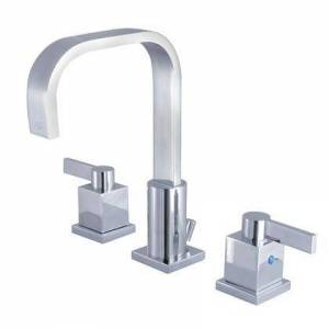 Kingston FSC8961NQL Fauceture 8 in. Widespread Bathroom Faucet  Polished