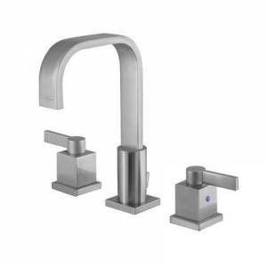 Kingston FSC8968NQL Fauceture 8 in. Widespread Bathroom Faucet  Brushed